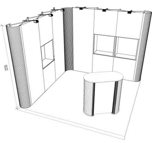 pop-up pannel range